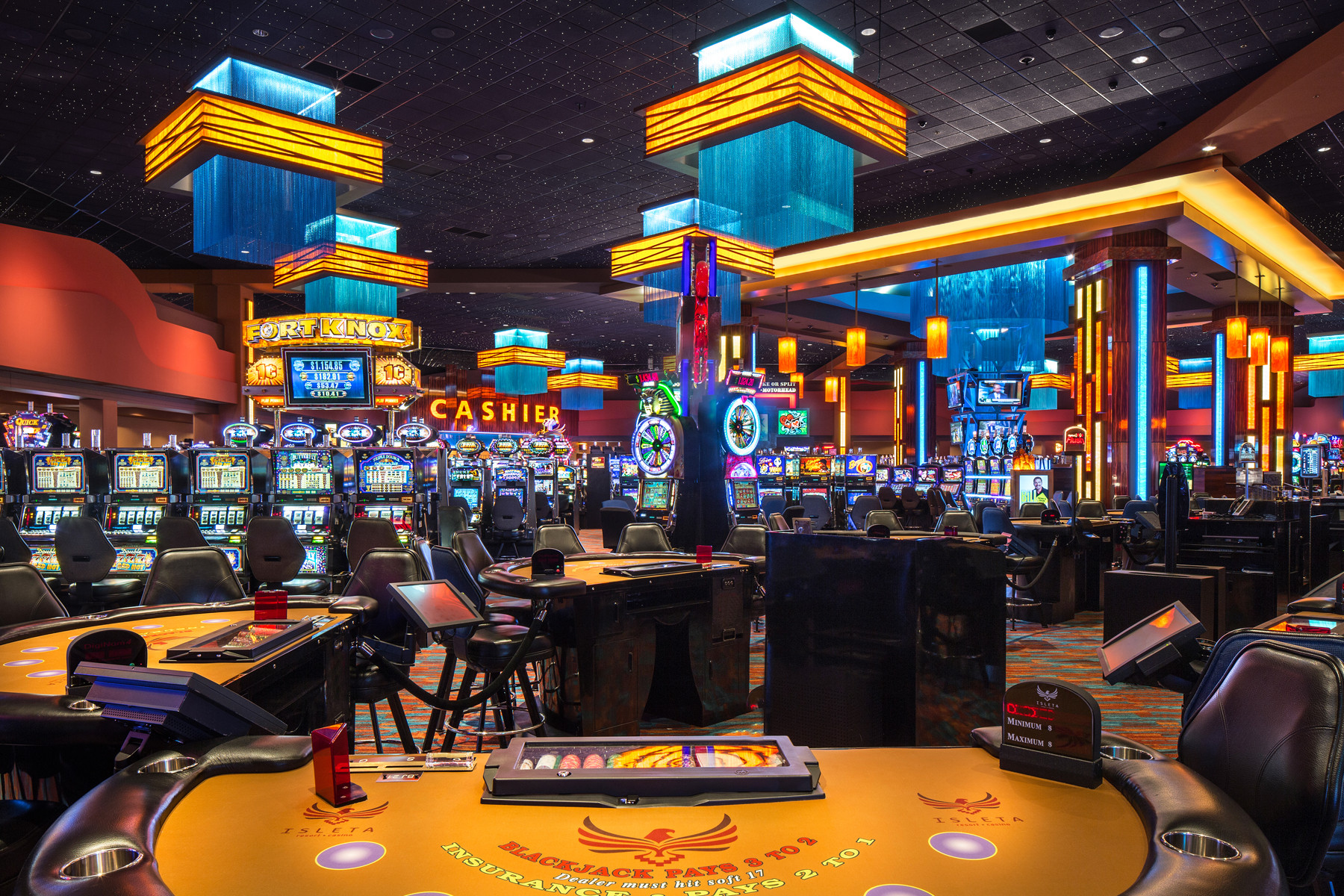 What Are The 3 Technology Trends Shaping The Casino Industry?